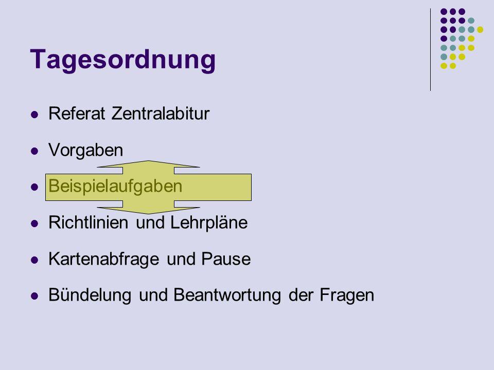 Allgemeines - Ausgangspunkte Gestaltungsspielraum der Schulen und Standardorientierung Zentrale Leistungsüberprüfungen durch Lernstandserhebungen in Kl.