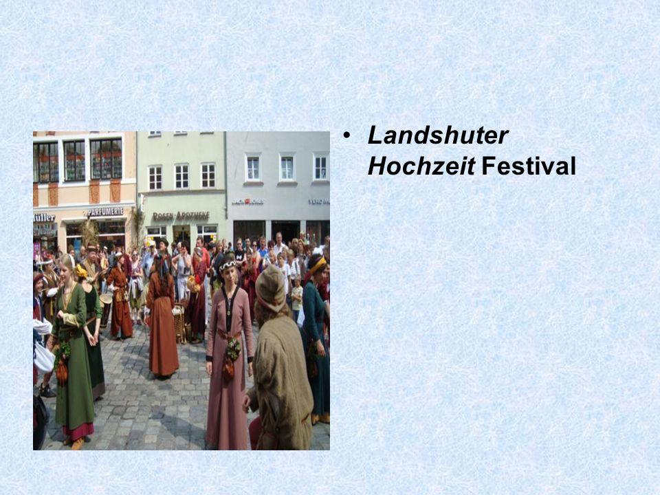 Landshuter Hochzeit Festival