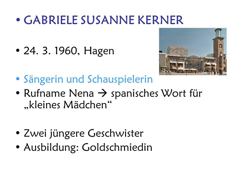 GABRIELE SUSANNE KERNER 24.3.