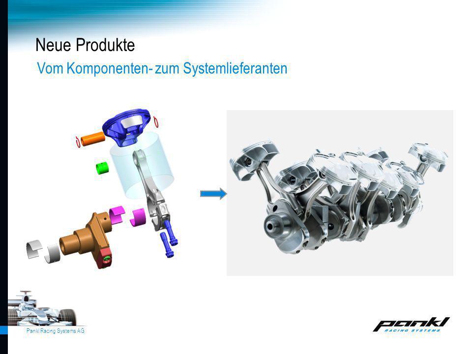 Pankl Racing Systems AG Neue Produkte Vom Komponenten- zum Systemlieferanten
