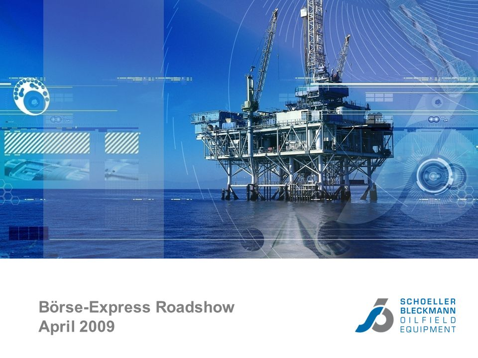 Börse-Express Roadshow April 2009