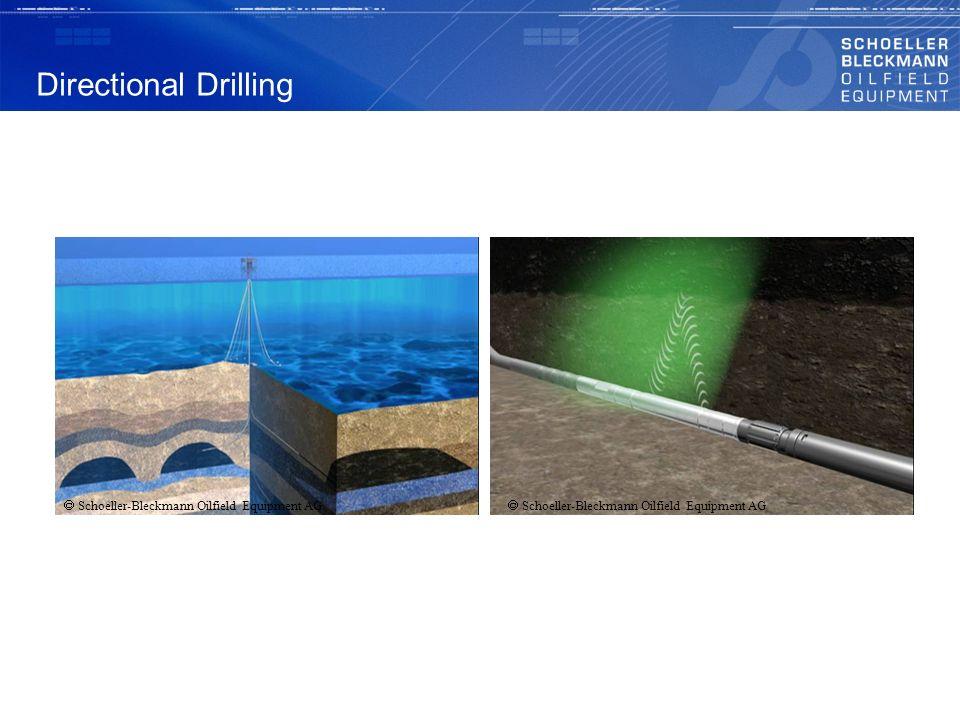 Directional Drilling Schoeller-Bleckmann Oilfield Equipment AG