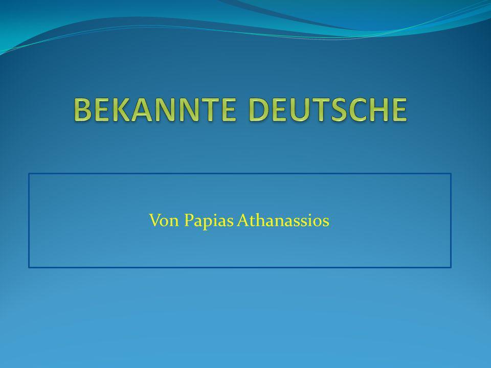 Von Papias Athanassios