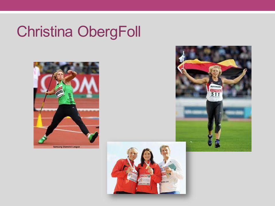 Christina ObergFoll