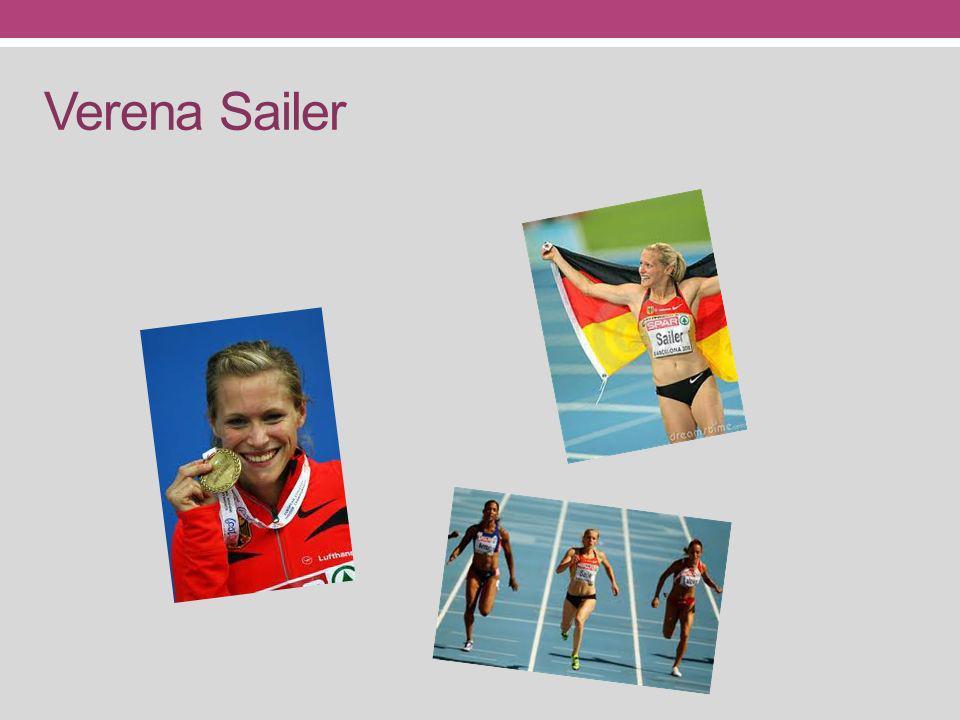 Verena Sailer