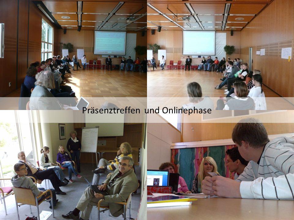 NÖ Präsenztreffen und Onlinephase