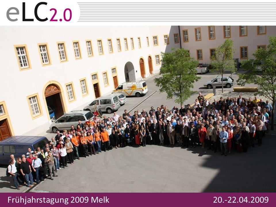 NÖ Frühjahrstagung 2009 Melk 20.-22.04.2009