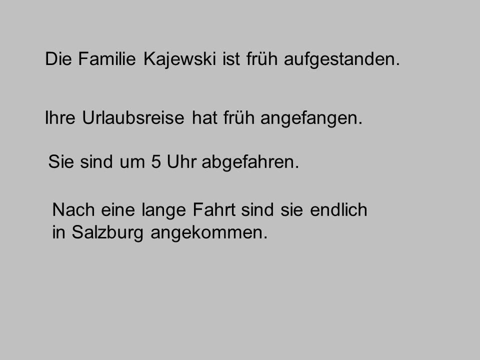 When a verb begins with a non-separable prefix, its participle does not take ge- beginnenbestelltvergessenverlierenerklärtentdeckt Die Reise hat um 5 Uhr begonnen.