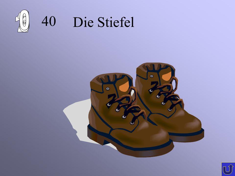 30 Die Sandalen