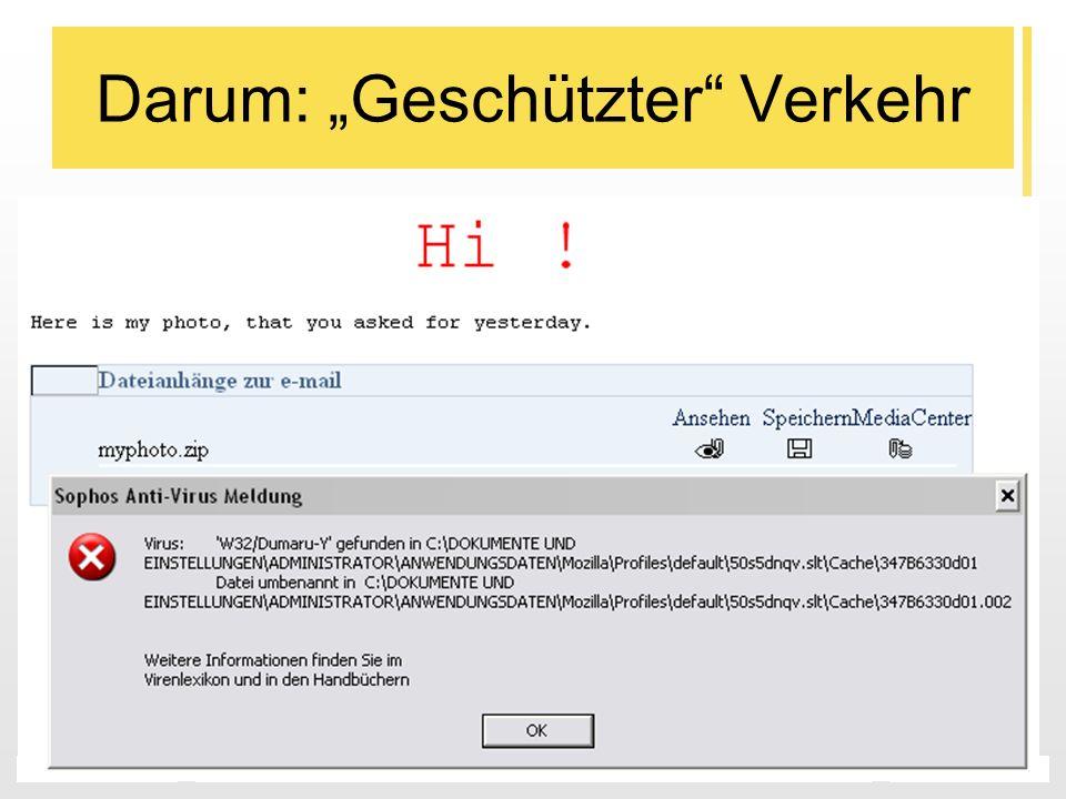 2005-04-29Internet und Webseiten-Gestaltung - T.Mättig9 Geschützt durch...