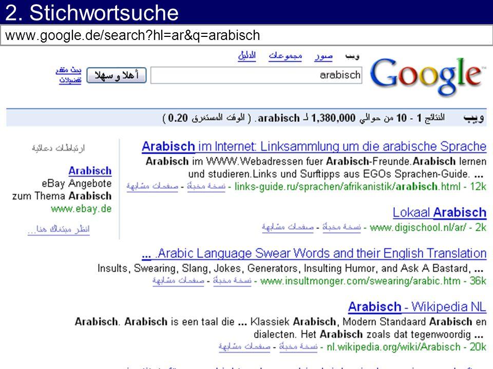 2004-05-19Internet und Webseiten-Gestaltung - T. Mättig11 2.