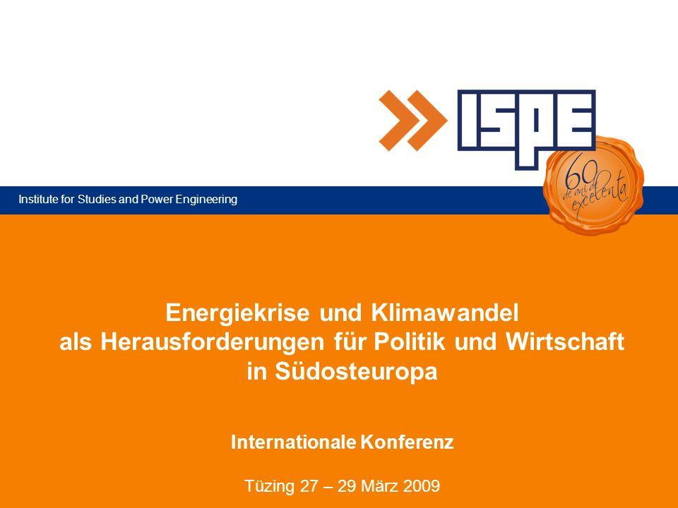 Energiekrise und Klimawandel als Herausforderungen für Politik und Wirtschaft in Südosteuropa Tüzing 27 – 29 März 2009 Windenergieprogramme in Rumänien Dipl.