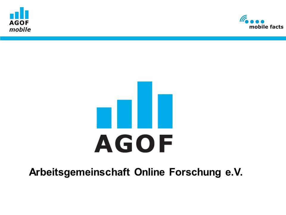 mobile Arbeitsgemeinschaft Online Forschung e.V.