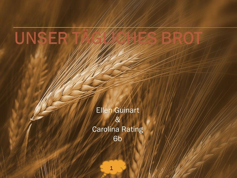 UNSER TÄGLICHES BROT Ellen Guinart & Carolina Rating 6b 1