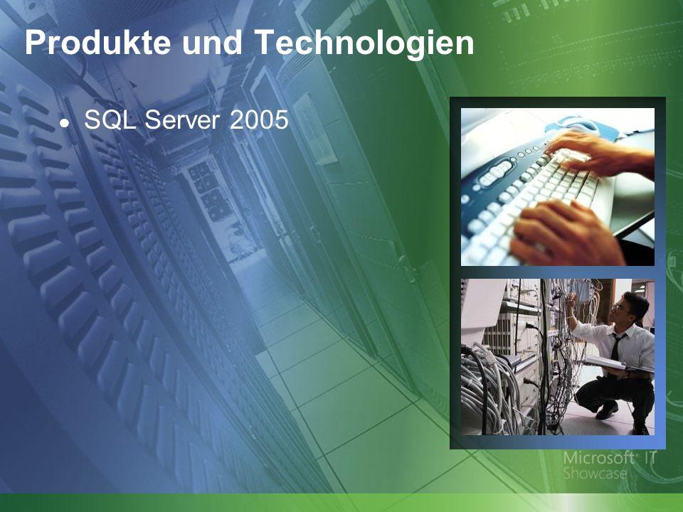 Schlussbemerkung Das Sicherheits-Framework wurde im LOB- Anwendungsbereich von Microsoft IT neu bewertet Das Verschlüsselungs-Framework und das Digital Asset Store-Pilotprojekt haben die FeedStore-Sicherheit verbessert Mechanismen zur Schlüsselverwaltung und die SQL Server 2005-Verschlüsselung auf Spaltenebene haben die Datensicherheit bei Microsoft verbessert