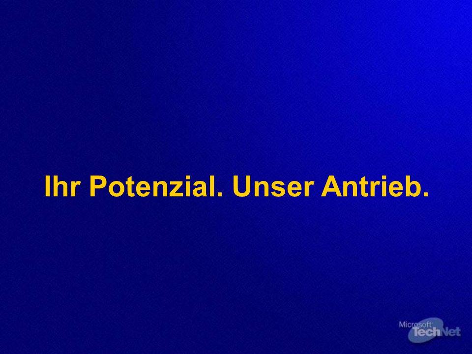 Ihr Potenzial. Unser Antrieb. www.3klicks.de