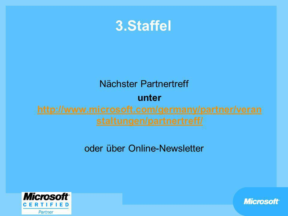 u Zielsetzung: l Attraktives Angebot einer Security Lösung für Fachhändler und Kleinunternehmen u Zeitraum: Mitte November 2002 – Januar 2003 u Angebote: l Norton AntiVirus 2003 (90 Tage kostenloses Viren Update) & Windows XP Pro, System Builder Version ohne Aufpreis l Norton AntiVirus 2003 (12 Monate Viren-Update) & Office XP Pro, System Builder Version ohne Aufpreis l Symantec AntiVirus Small Business Edition 8.0 (12 Monate Viren-Update) & Windows 2000 Server, jeweils inkl.