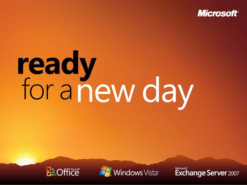 Lizenzinformationen 2007 Microsoft Office System Suiten und Applikationen Microsoft Office Serverprodukte Microsoft Windows Vista Editionen und ihre Zielgruppen Besonderheiten von Windows Vista Enterprise Volume Activation 2.0 Links & Ressourcen