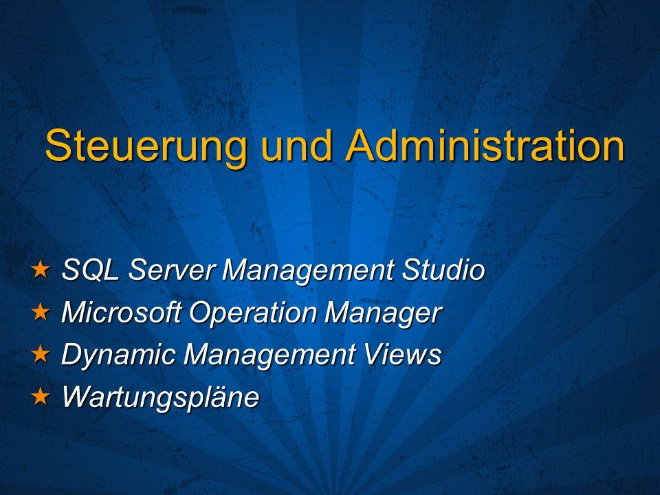 Dynamic Management Views Willfried Färber