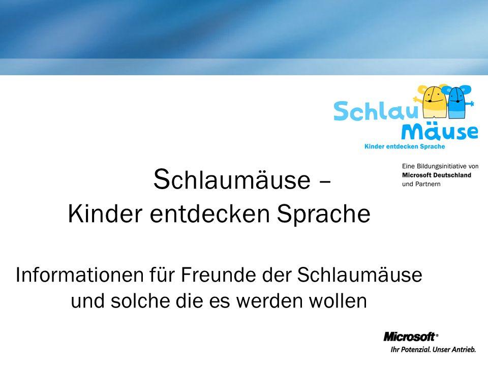 Schlaumäuse-Wettbewerb – 1.Platz Beitrag des Kindergartens Lichtenrader Straße mit einem Quartett