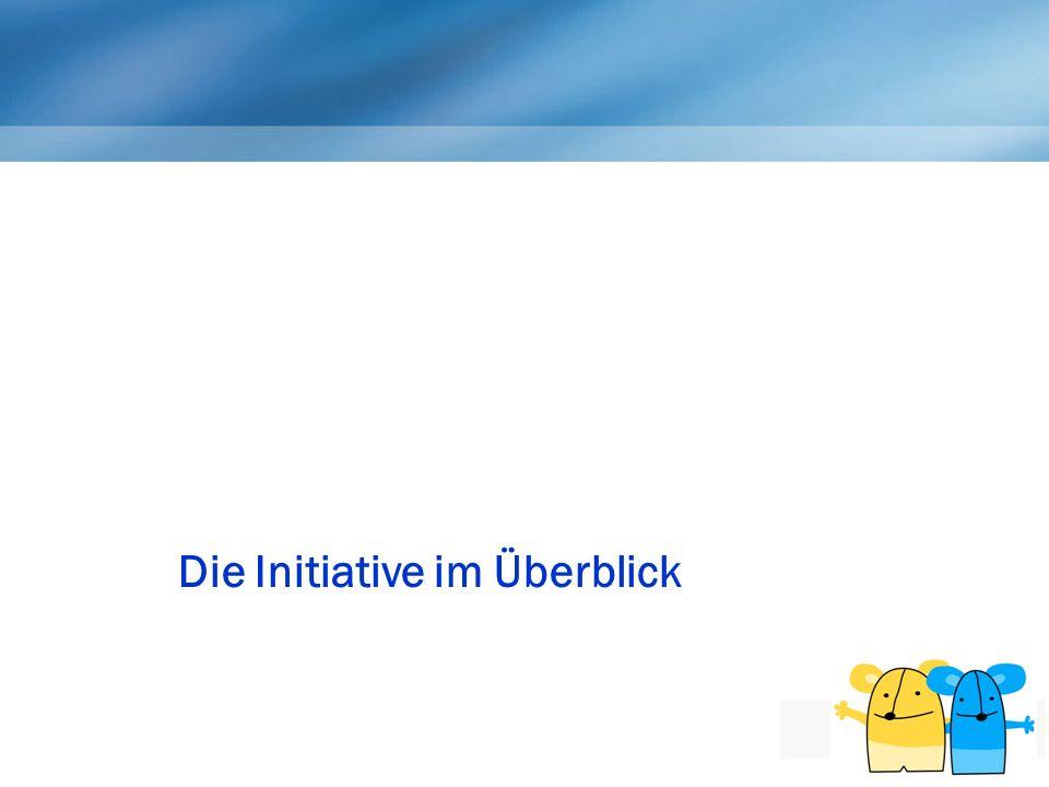 Die Bildungsinitiative von Microsoft Deutschland und Partnern