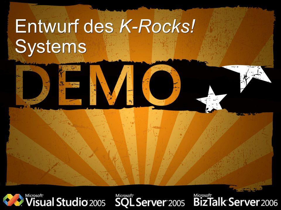 Entwurf des K-Rocks! Systems