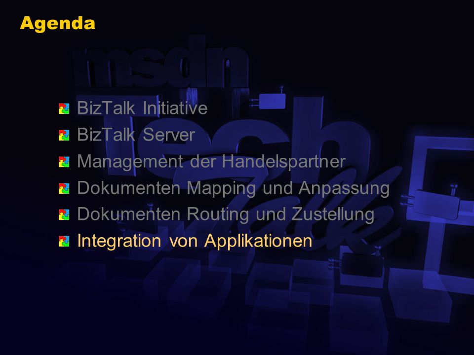 Messaging Manager BizTalk Editor Managing Port/Channel SAP R/3 Tools Data Store Work ItemsAdminSchemas/MapsTracking XML PO SAP IDOC Schema Editor Port