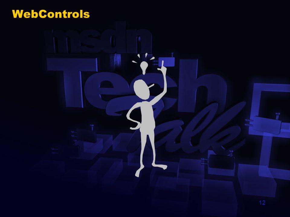 12 WebControls