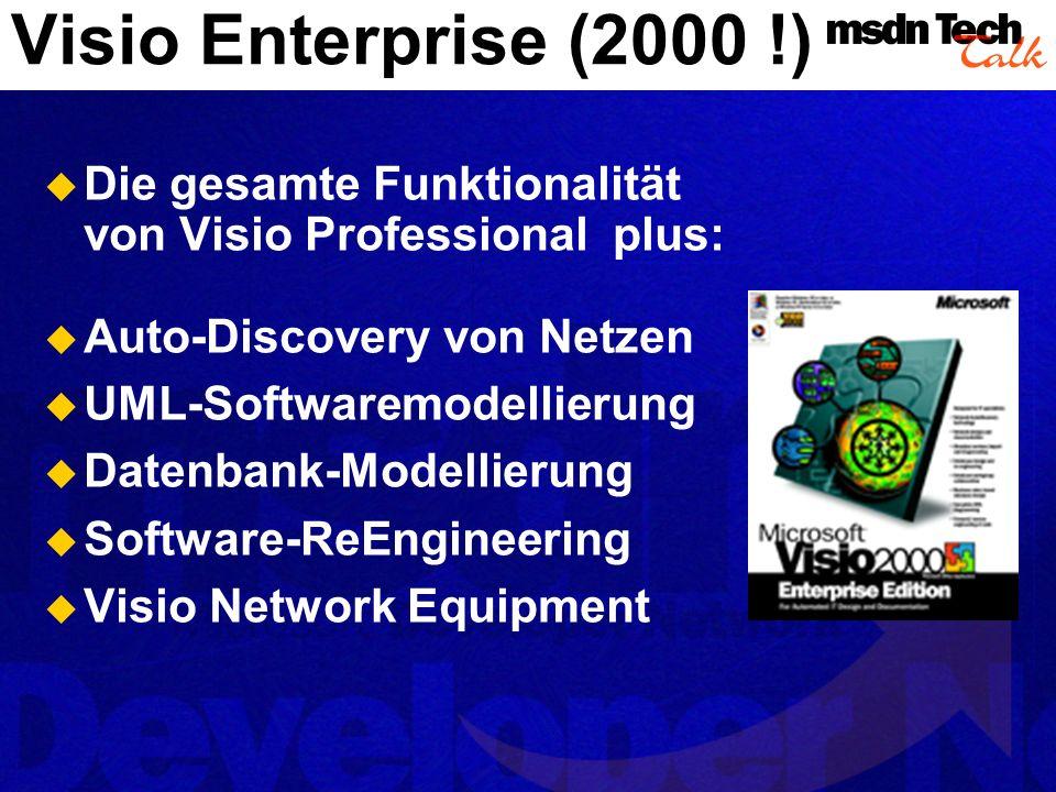 Individuelle Visio-Lösungen Entwurf anwendungsspez.