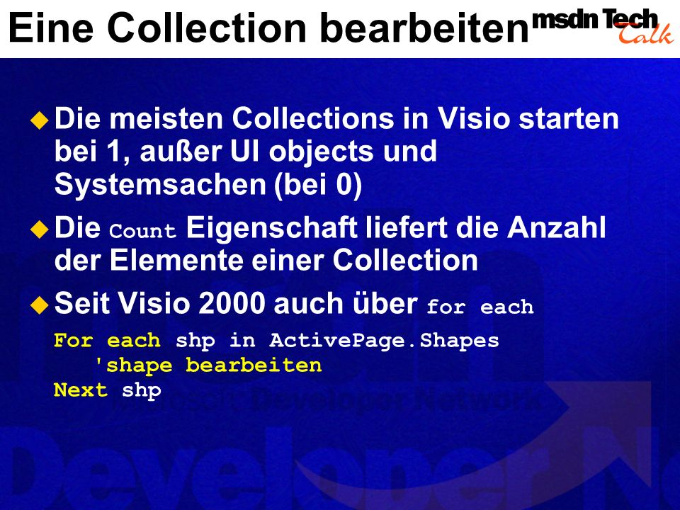 Masters, Pages, Styles, Fonts, Colors Name, Fullname, Path Creator, Description, Keywords, Subject, Title ReadOnly, Saved, InPlace Wichtige Eigenschaften