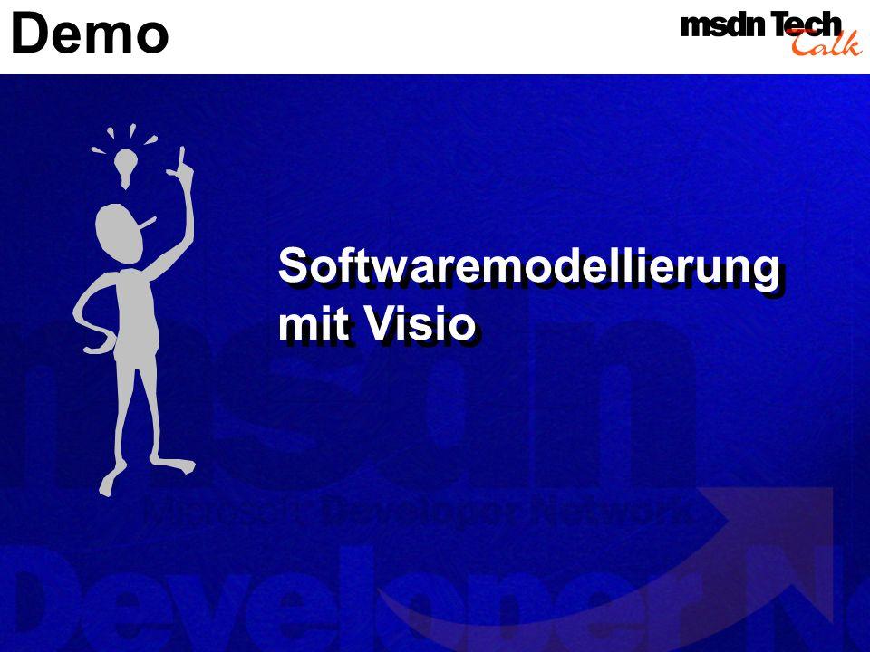 Wo gibt s Informationen Online ActiveX Automationsreferenz Entwickler-Referenz aus dem Hilfe-Menü Installiert in \Visio\Help bei der Installation Suche nach Objekt, Eigenschaft, Methode, Ereignis Im Object Browser (in VBA [F2]) Microsoft Developer Network unter http://msdn.microsoft.com/visio