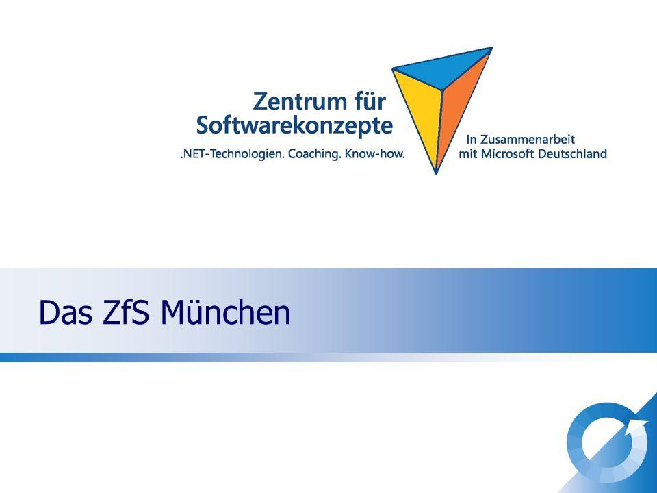 2 Zentrum für Softwarekonzepte München Technische Universität München Institut für Informatik Lehrstuhl Prof.