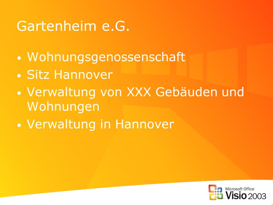 Gartenheim e.G.