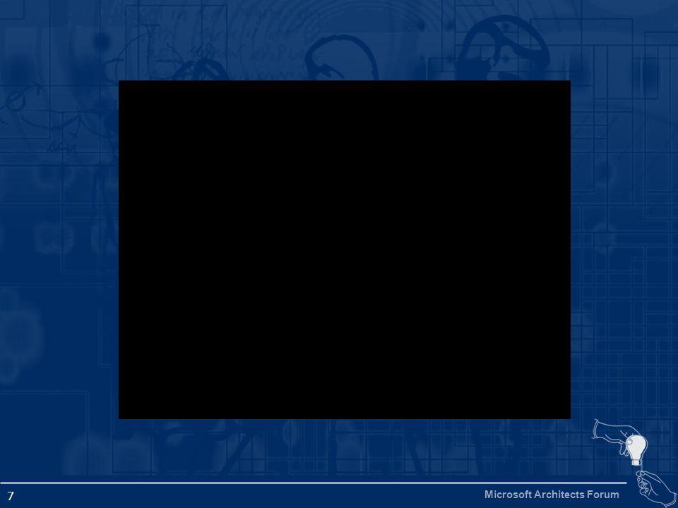 Microsoft Architects Forum 18 Common Engineering / 1 MOM 2005 Management Pack bei Server-Launch verfügbar MOM 2005 Management Pack bei Server-Launch verfügbar Regelwerke und Knowledge Base für Events Regelwerke und Knowledge Base für Events Neue Service Packs = update des Mgmt Packs for free Neue Service Packs = update des Mgmt Packs for free Dienste Update = update des Mgmt Packs for free Dienste Update = update des Mgmt Packs for free Vorschreibende Anleitungen bei Server-Launch verfügbar Vorschreibende Anleitungen bei Server-Launch verfügbar Planung und Architektur Planung und Architektur Deployment und Test Deployment und Test Betrieb Betrieb Migration und Upgrade Migration und Upgrade Interoperabilität und Koexistenz Interoperabilität und Koexistenz Security Security