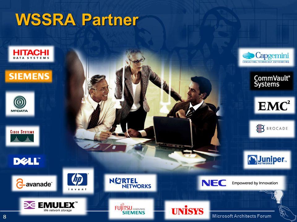 8 WSSRA Partner