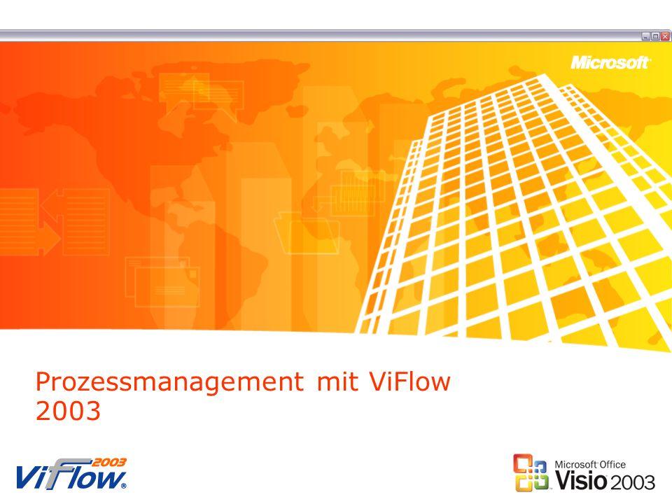 Prozessmanagement mit ViFlow 2003