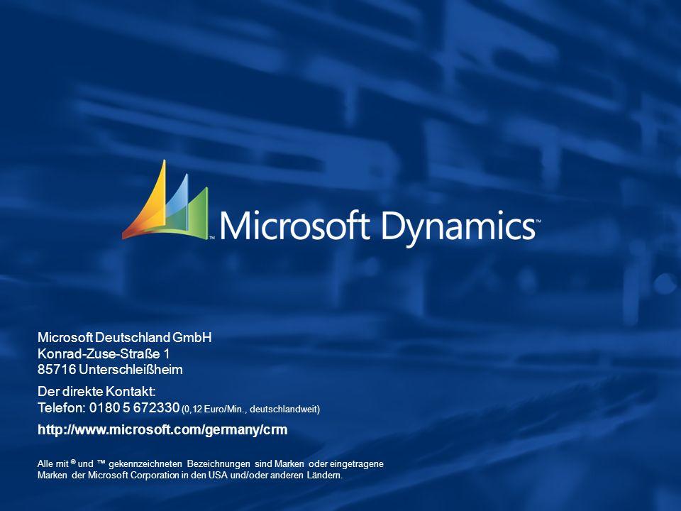 Microsoft Deutschland GmbH Konrad-Zuse-Straße 1 85716 Unterschleißheim Der direkte Kontakt: Telefon:0180 5 672330 (0,12 Euro/Min., deutschlandweit) ht