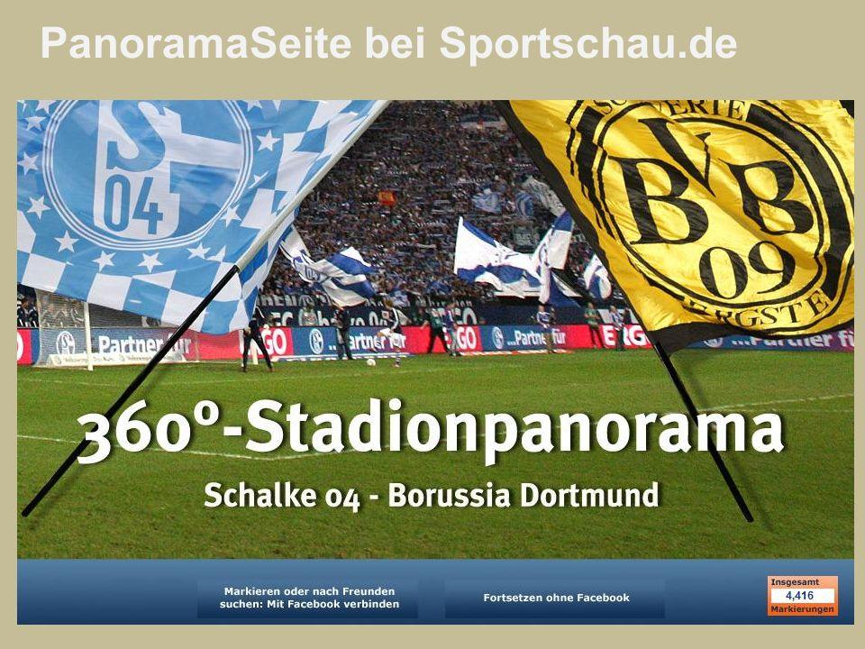 PanoramaSeite bei Sportschau.de