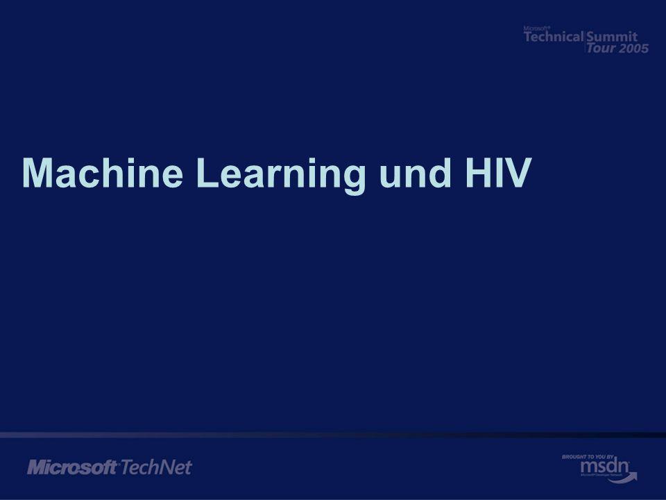 Agenda MS Research Verhindern von SPAM Einige Ideen und deren technische Umsetzung HIV hat sehr viel mit SPAM zu tun ;-) …oder warum ein Microsoftie auf der 12th Conference on Retroviruses and Opportunistic Infections spricht