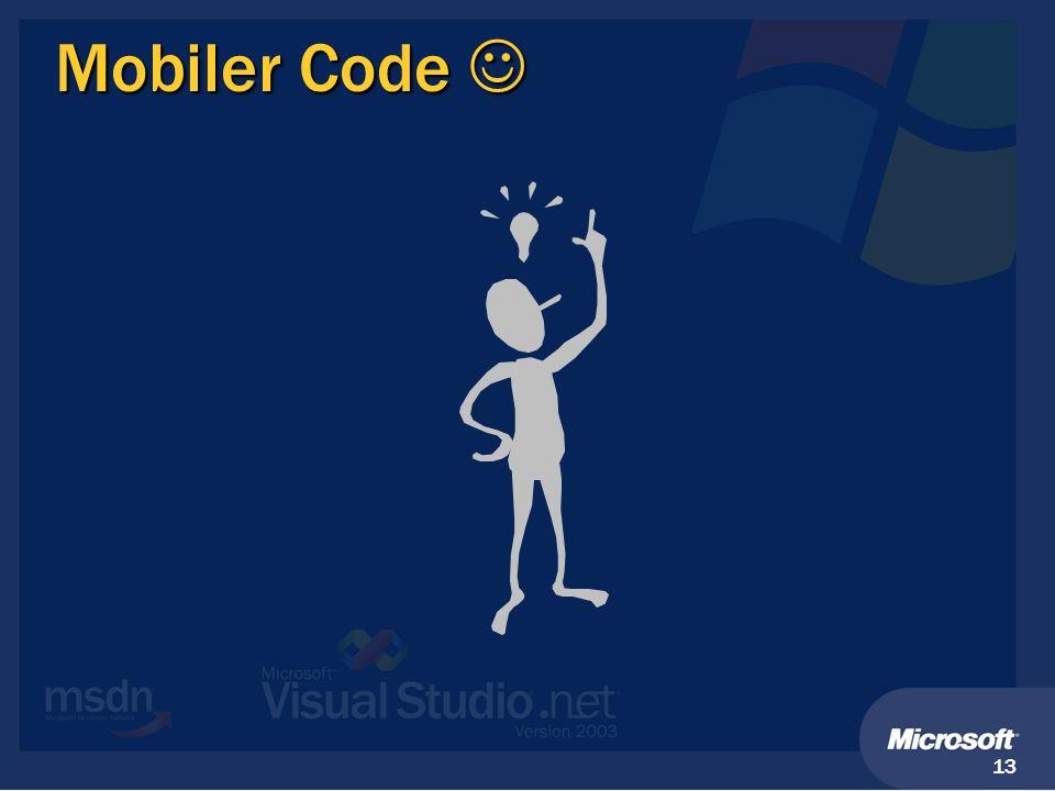13 Mobiler Code Mobiler Code