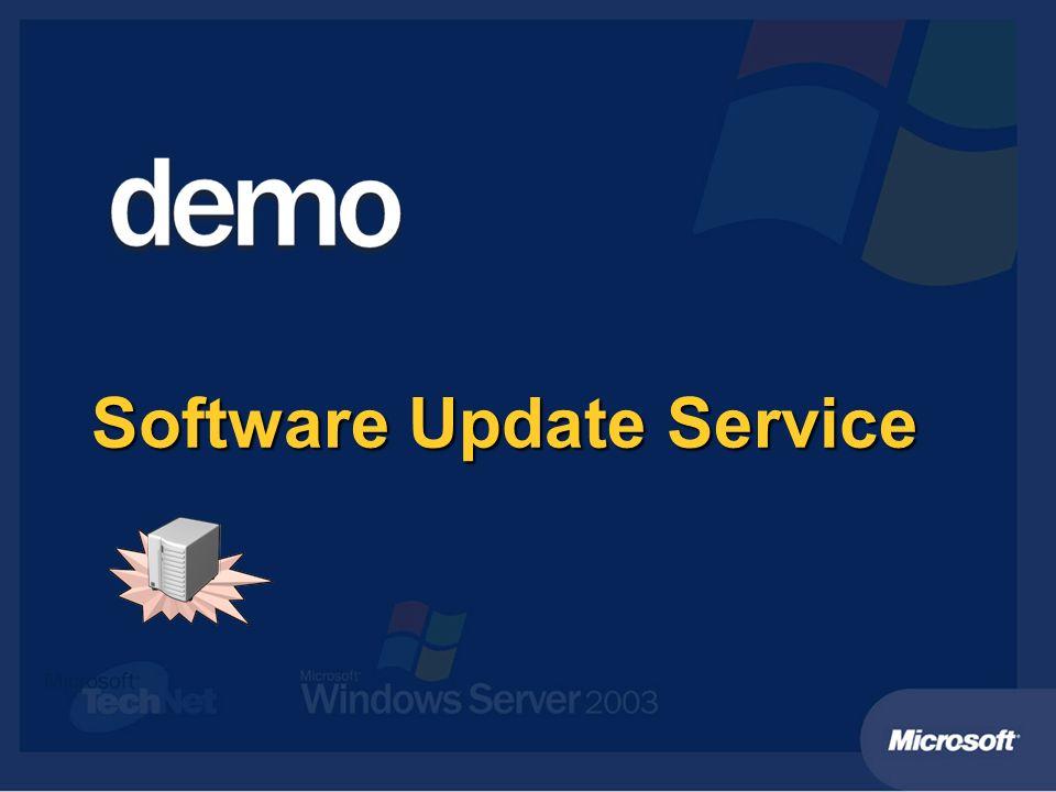 Software Update Service