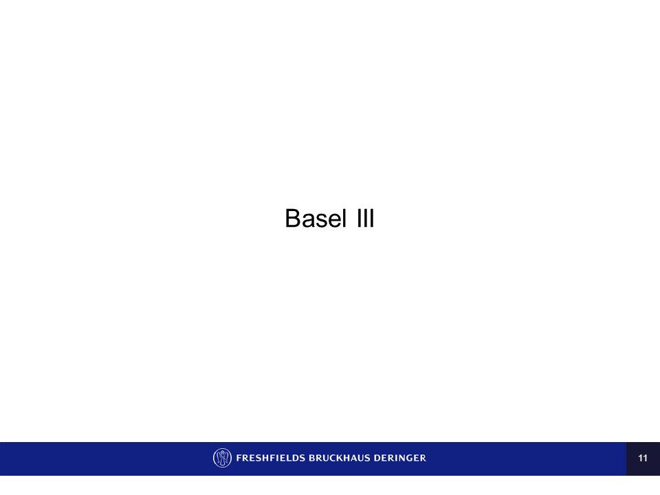11 Basel III