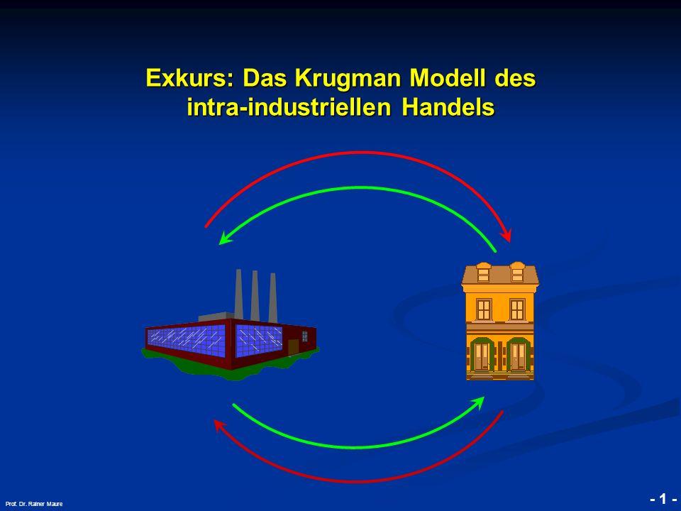 © RAINER MAURER, Pforzheim - 2 - Prof.Dr.