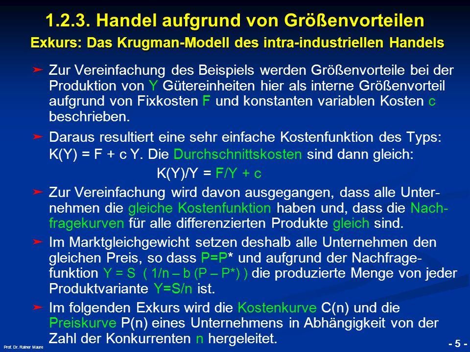 © RAINER MAURER, Pforzheim - 6 - Prof.Dr. Rainer Maure - 6 - Prof.