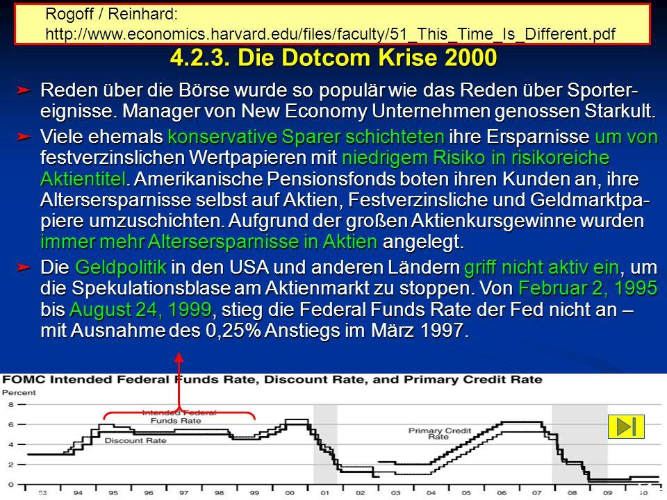 © RAINER MAURER, Pforzheim 4.2. Historische Finanzmarktkrisen 4.2.3. Die Dotcom Krise 2000 - 51 - Prof. Dr. Rainer Maure Reden über die Börse wurde so
