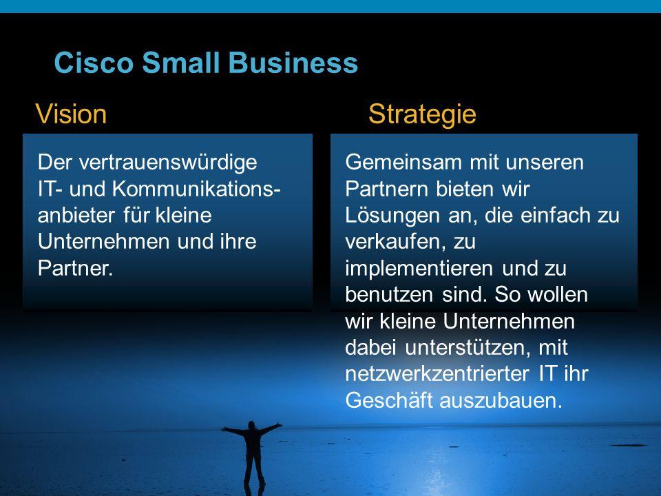 7 Gemeinsam mit unseren Partnern bieten wir Lösungen an, die einfach zu verkaufen, zu implementieren und zu benutzen sind. So wollen wir kleine Untern
