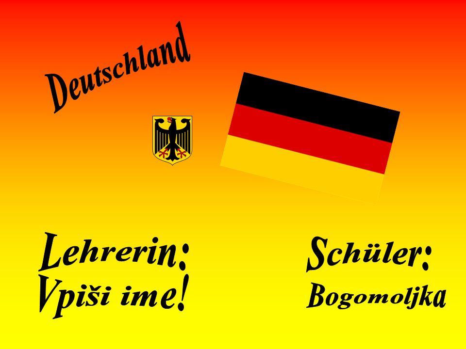 Die erster Deutschlander kamen aus Dennmark.