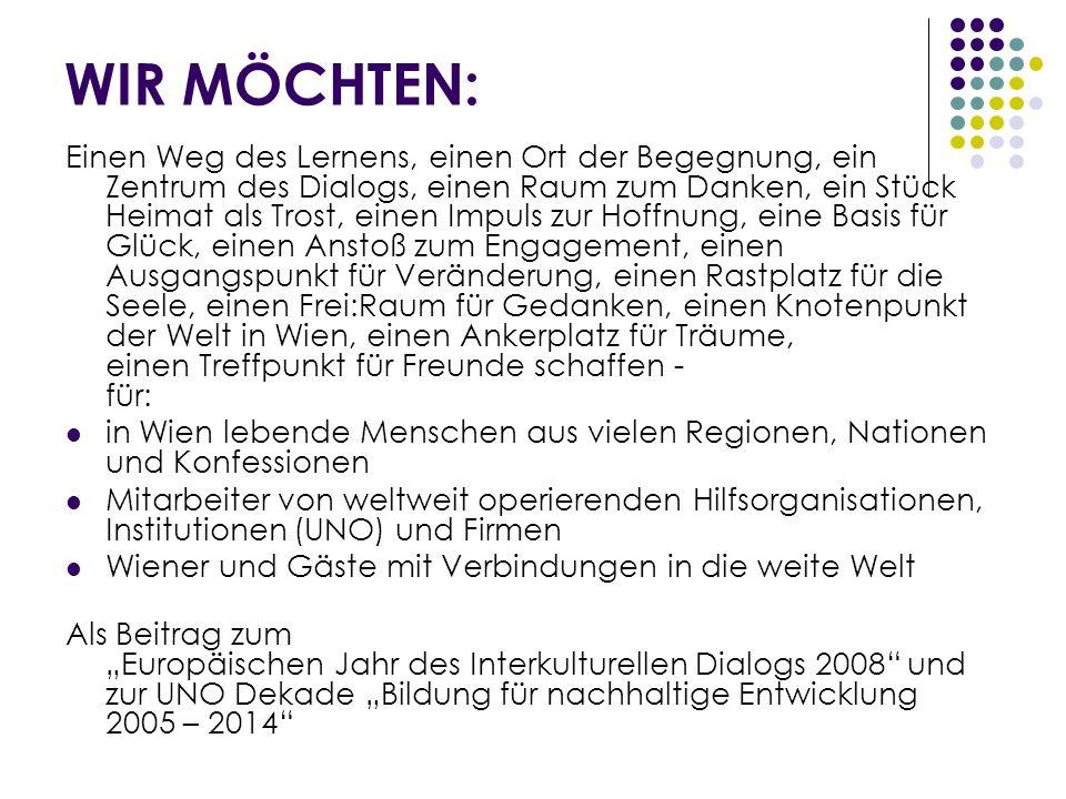 UNTERSTÜTZER ZUR ZEIT 15.Juli 08 Mag Herwig Sturm: Vorsitzender des Ökumensichen Rates der Kirchen in Österreich, ÖRK Dr.