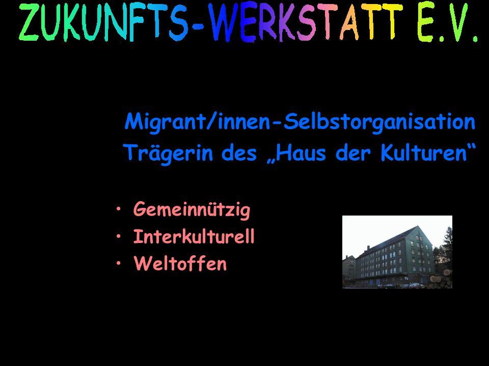 FÜR Migrant/innen Eingeborene Frauen Männer Mädchen Jungs Grosse Kleine...und überhaupt alle