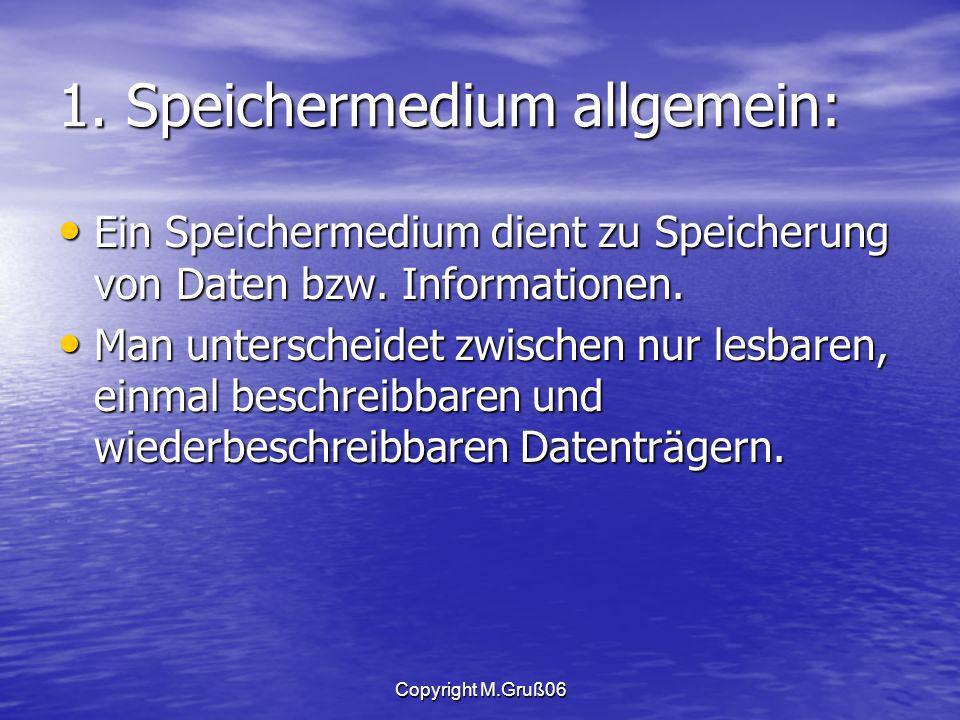 Copyright M.Gruß06 1.